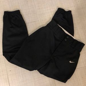 Nike Sz Large Boys Baseball Pants